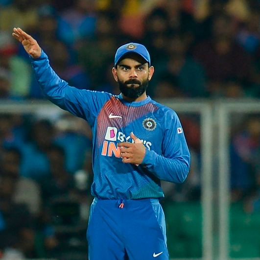 Furious Kohli slams poor fielding after loss to West Indies