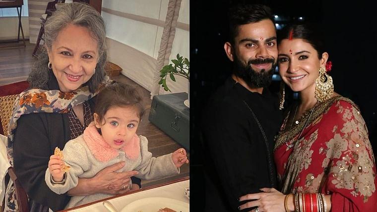 Did Sharmila Tagore reveal Virat Kohli and Anushka Sharma will be parents soon?