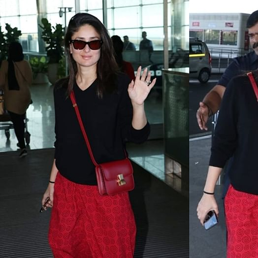 Kareena Kapoor's Rs 2.1 lakh bag is so tiny even Ant-Man will have trouble fitting in it