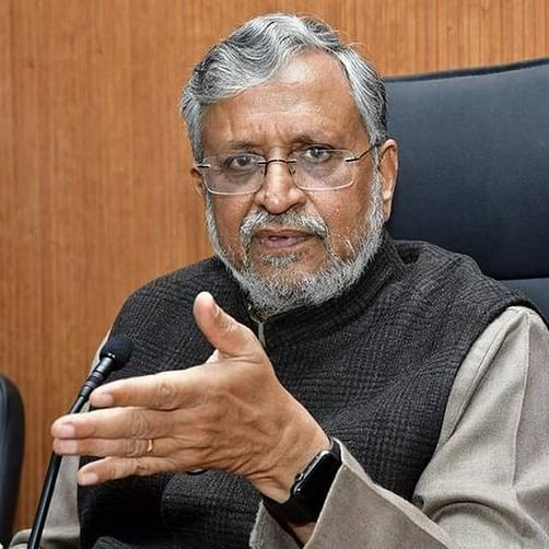 Nirmala Sitharaman opts out of GoM on IGST, Sushil Modi made chairman