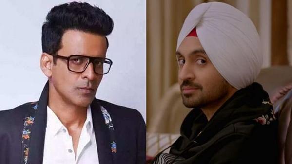 Diljit Dosanjh, Manoj Bajpayee to unite in a family comedy titled 'Suraj pe Mangal Bhari'