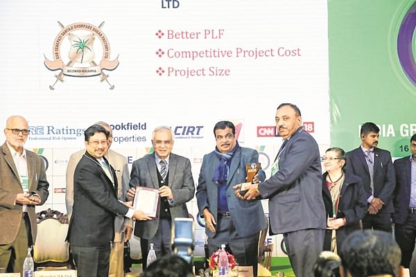 BHEL bags Indian Green Energy Award 2019