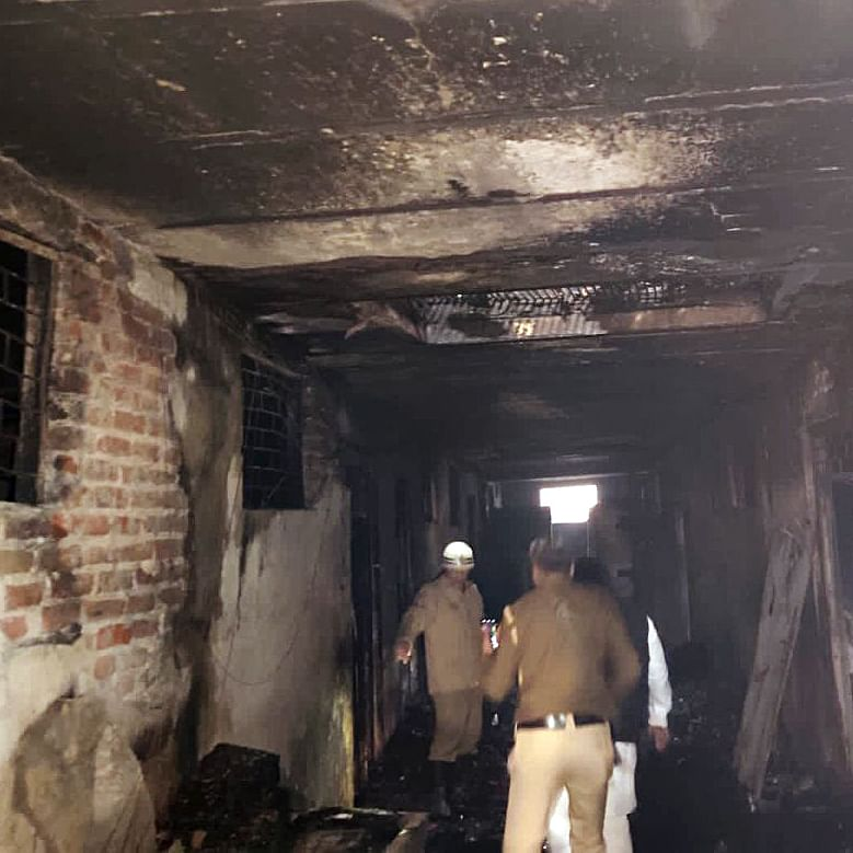 'I'm going to die, look after my family': Delhi fire victim's chilling last words in phone call to friend