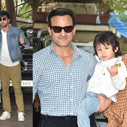 Kapoor Christmas brunch: Ranbir-Alia, Saif-Kareena give major power couple vibes; see pics
