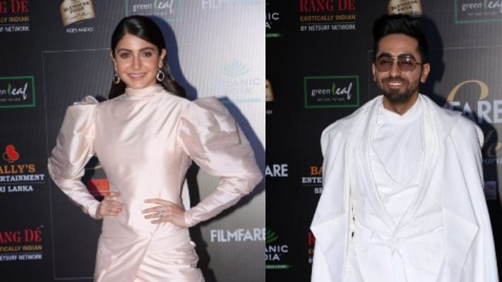 Filmfare Glamour and Style Awards: Anushka to Ayushmann, best and worst dressed celebs