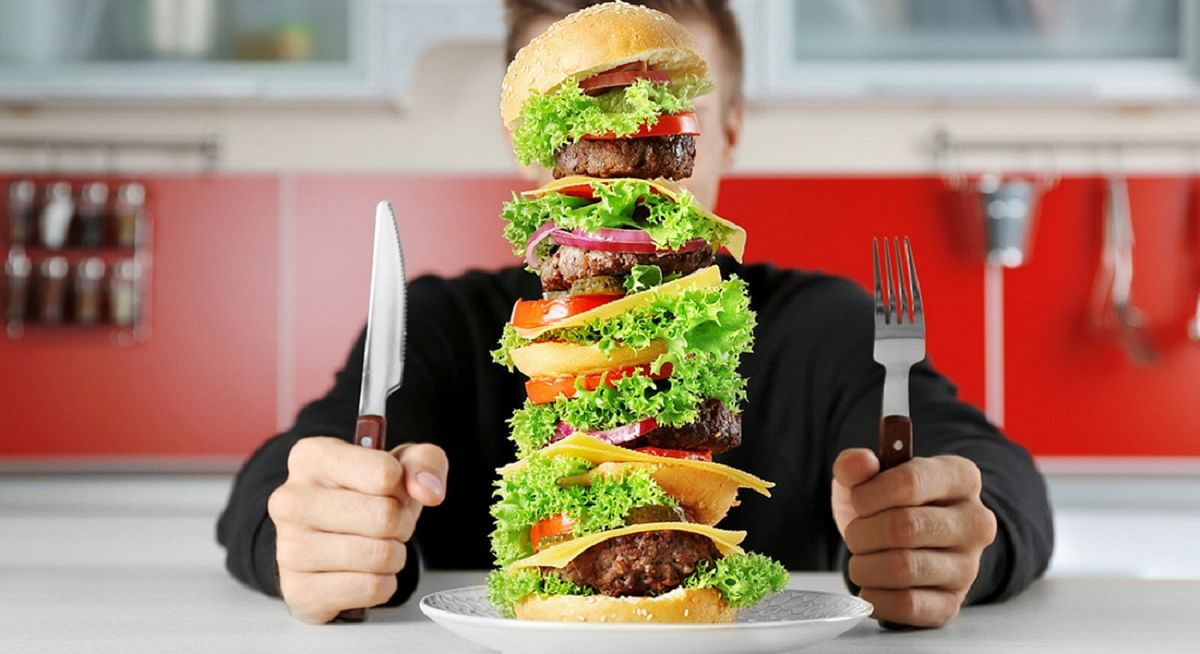 Blame overeating for obesity, not poor physical activity