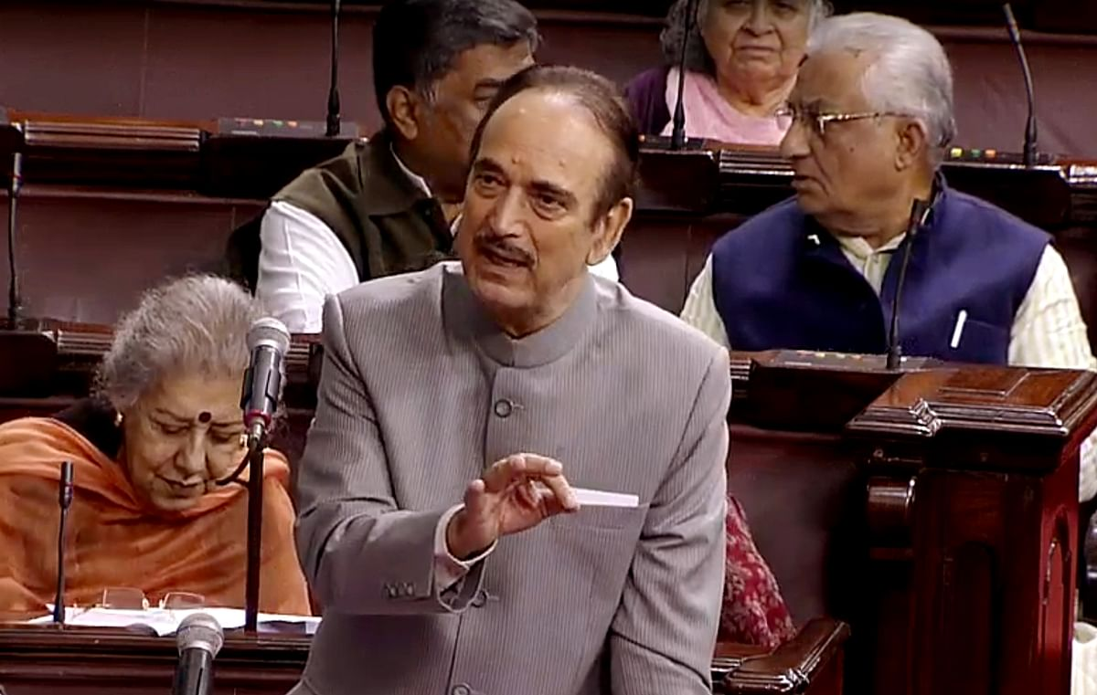 'Grounded person': Congress leader Ghulam Nabi Azad praises PM Modi, says 'he proudly calls himself chaiwala'