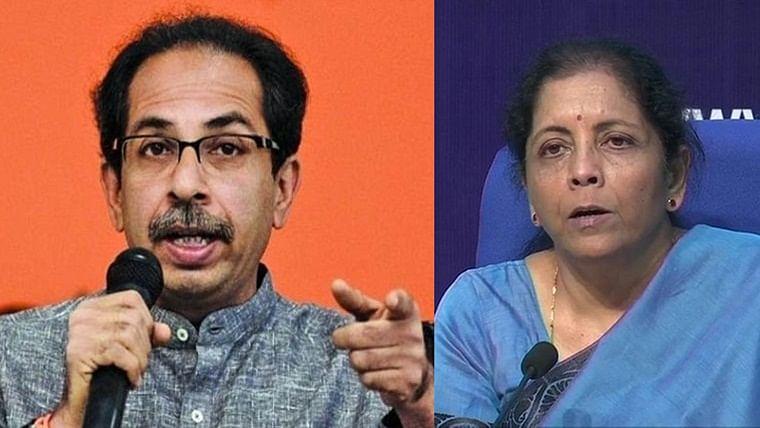 Cough up Rs 15,558 crore owed to Maharashtra by Centre: Uddhav to Modi govt