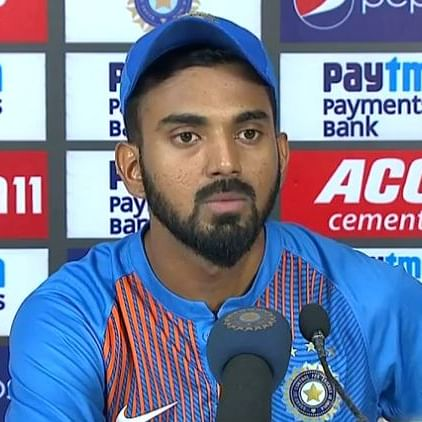'No total is big enough nowadays in T20I, you always feel 10-15 runs short': KL Rahul