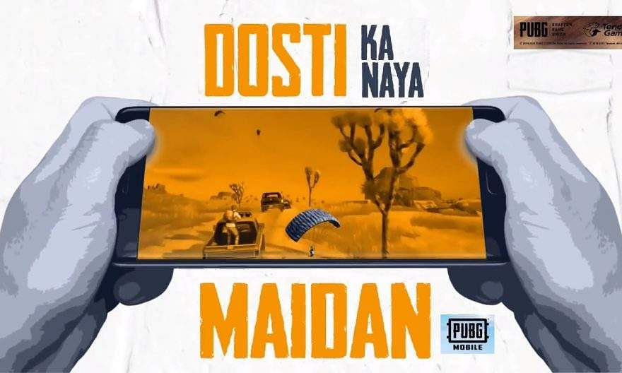 Tencent announces PUBG-themed Hindi web series Dosti Ka Naya Maidan