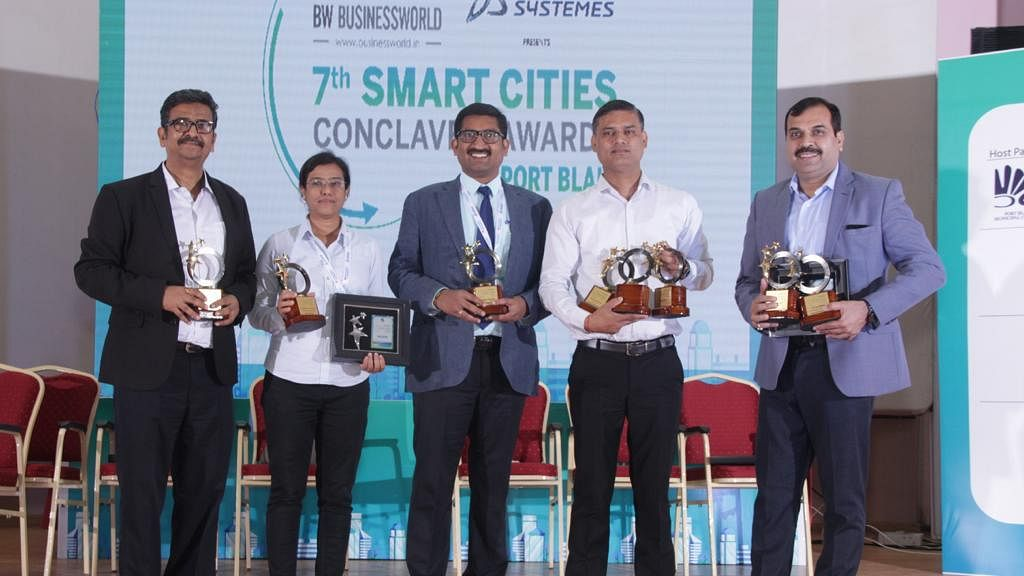 Great news: Madhya Pradesh bags Smart State of The Year award