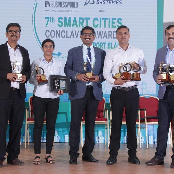 Great news: Madhya Pradesh bags Smart State of The Year award