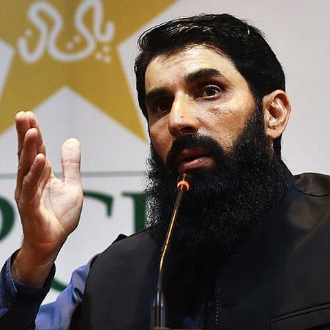 Misbah-ul-Haq steps down as Pakistan's chief selector