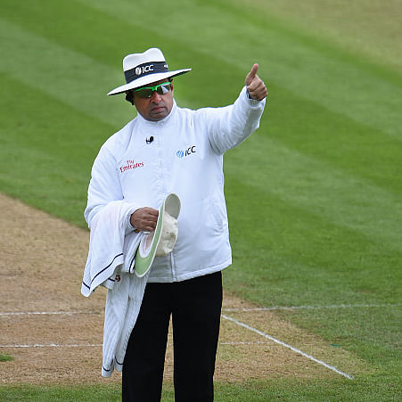 Pakistani umpire Aleem Dar all set to make a new record in Test cricket