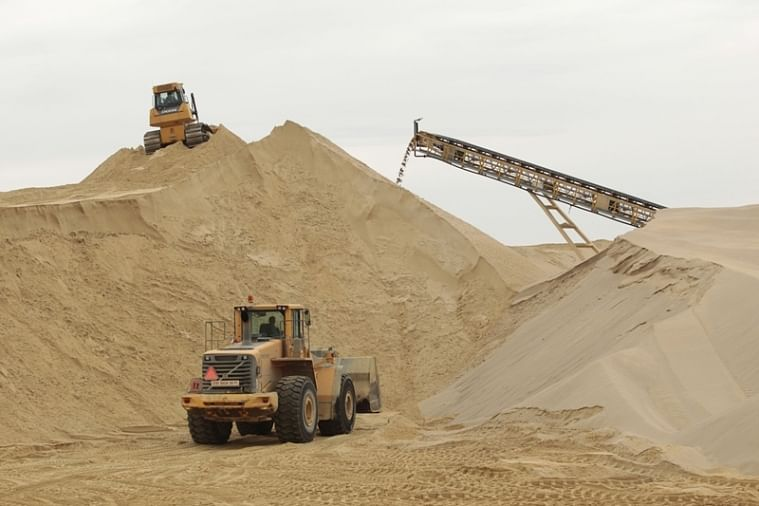 MP Govt expects Rs1,000 Cr revenue from sand mines