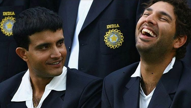 Sourav Ganguly's birthday greeting for Yuvraj Singh showed he is every Indian dad ever!