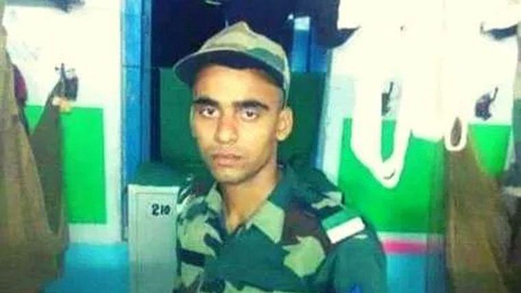 Army jawan from Rajasthan martyred in J&K's Kupwara during patrolling