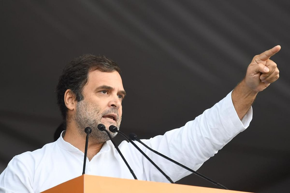 'Modi-Shah must apologize for destroying India's economy': Rahul Gandhi hits back at BJP
