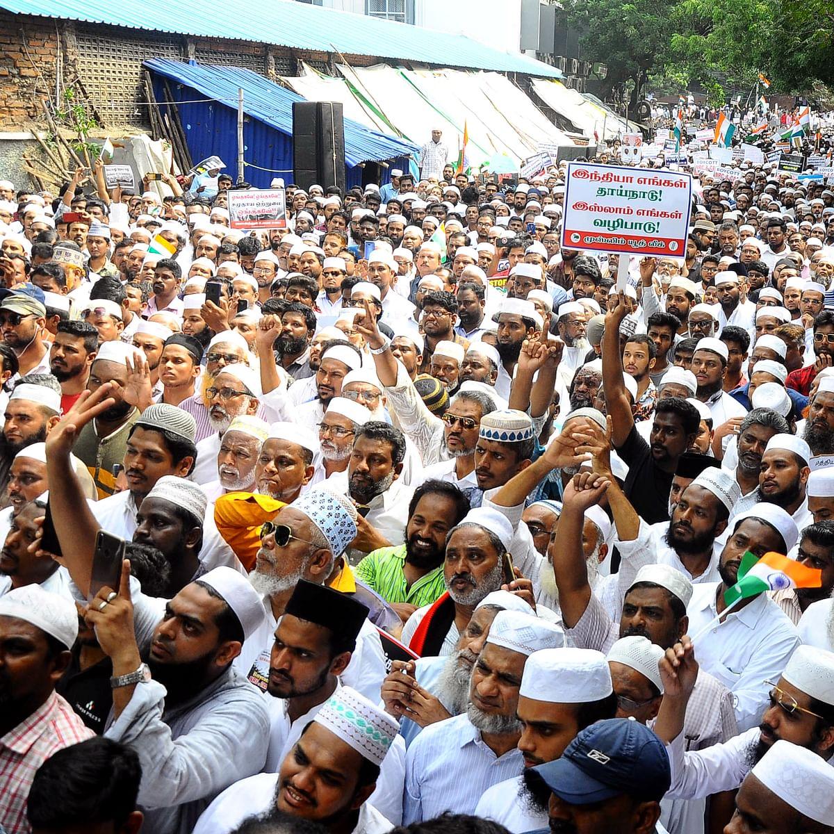 73% Muslims feel CAA will hike population, economic burden
