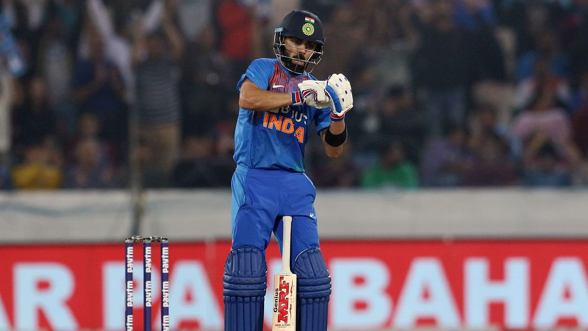 Not CPL, this is the real reason Virat Kohli imitated Kesrick Williams' trademark 'notebook' celebration