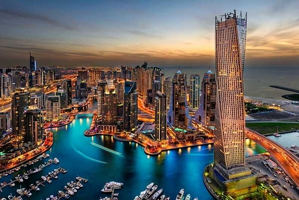 'Hyderabad, Dubai most preferred destinations'