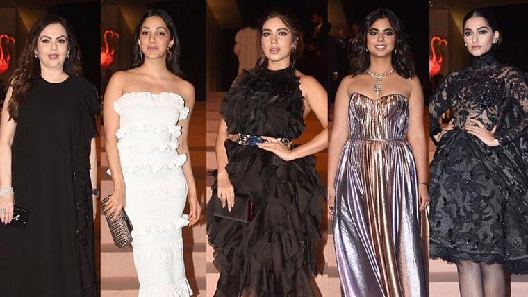 Bhumi, Kiara and other celebs dazzle at auction hosted by Isha Ambani and Sonam Kapoor