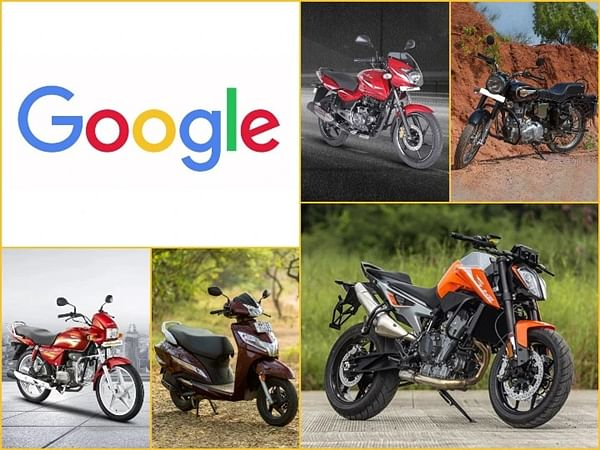 Here Are The Most Searched Bikes On Google In 2019