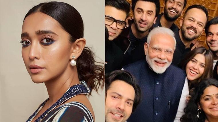 CAA Protests: Sayani Gupta mocks Ayushmann, Ranveer's selfie with PM Modi, asks them to speak up