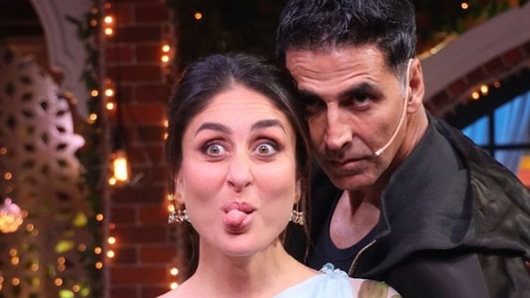 Akshay Kumar recalls the time when Kareena Kapoor spat on him