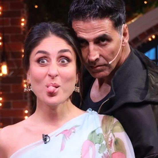 Akshay Kumar recalls the time when Kareena Kapoor spat on him