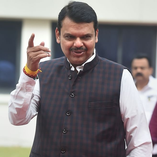 Hegde comes up with WhatsApp University theory to explain Fadnavis' short tenure