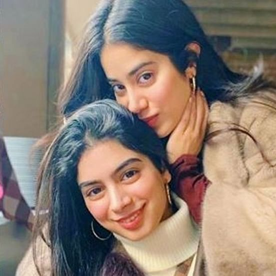 Sibling Goals: Janhvi and Khushi Kapoor get similar tattoos, see pic