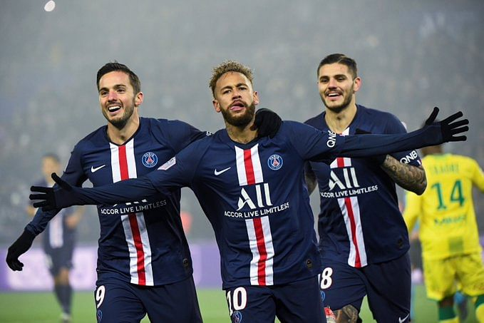 Neymar and Mbappe hand PSG three points in Ligue 1
