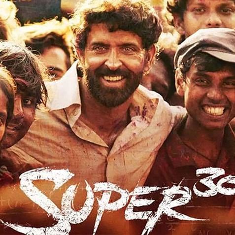 Hrithik Roshan's Super 30 to be remade in Hollywood?
