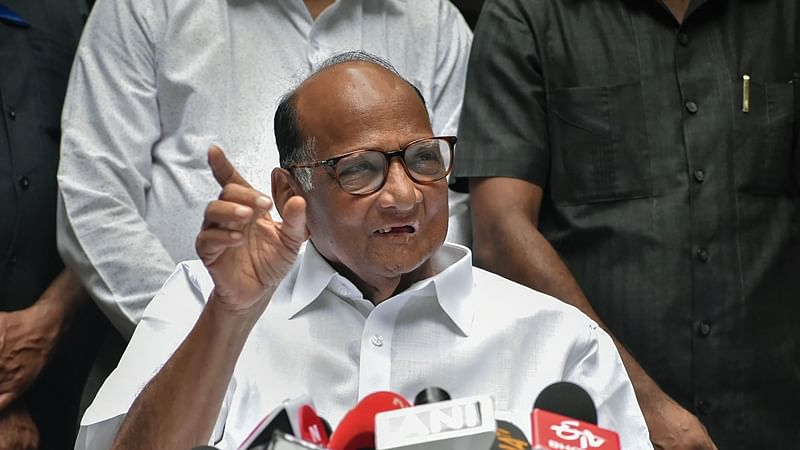 'Conspiracy' to not allow our CM: Shiv Sena on Sharad Pawar's claim