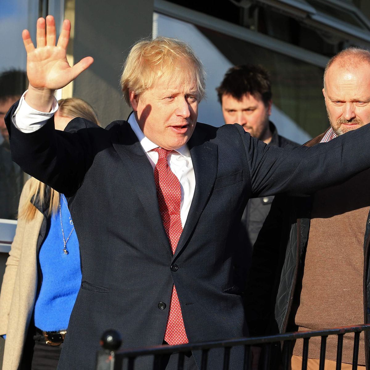 UK Prime Minister Boris Johnson moved out of ICU