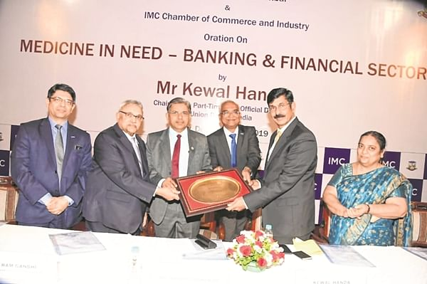 Reintroduce the spirit of Banking: Kewal Handa, Chairman, Union Bank of India