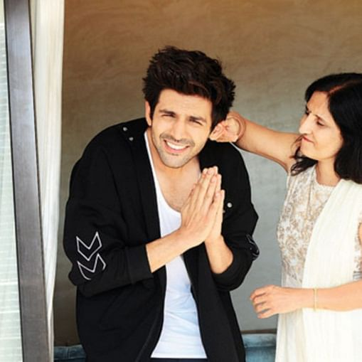 Kartik Aaryan: My mom cried watching me kiss on screen