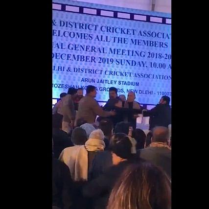 Peak Delhi: DDCA meeting descends into fist fight, Gambhir demands life ban