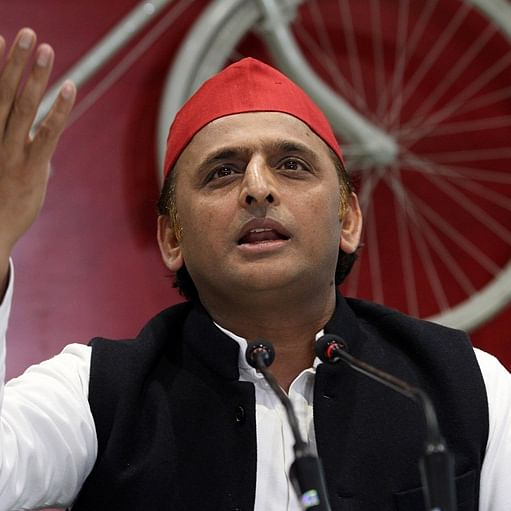 People believing in only cutting ribbons must be ready to have their tenure curt short: Akhilesh Yadav
