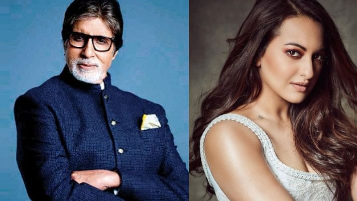 Amitabh Bachchan, Sonakshi Sinha top the most Tweeted handles list of 2019
