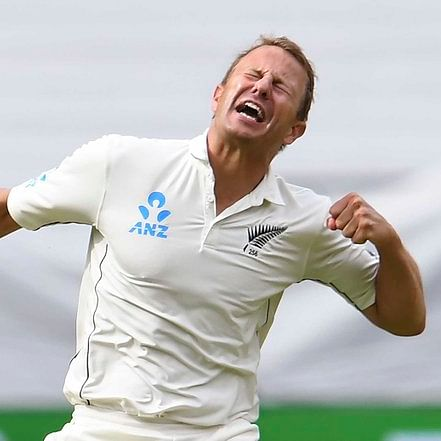 Pacer Neil Wagner becomes the second  New Zealand bowler to achieve this feat