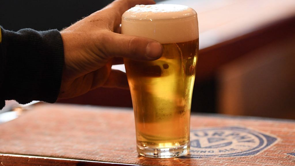 Perfect head of beer may soon be a reality!
