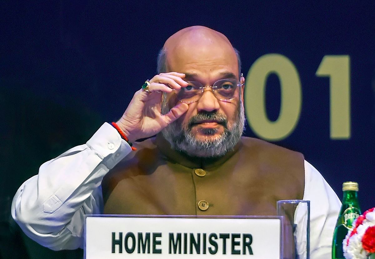 HM Amit Shah denies connection between CAA, NRC and detention centre