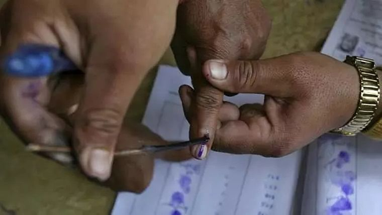 Jharkhand Assembly Election: Voting for 3rd phase begins in 17 assembly constituencies