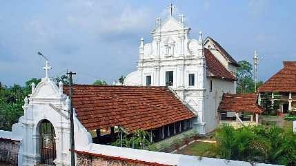 Ancient Kerala church opens gates to Muslims for prayers