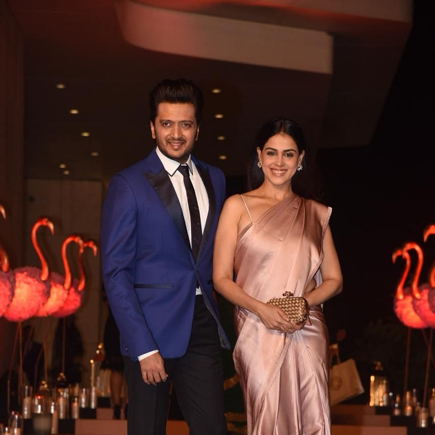 Genelia pens down sweet note on 'navra' Riteish Deshmukh's birthday, says 'best part of my life will always be you'