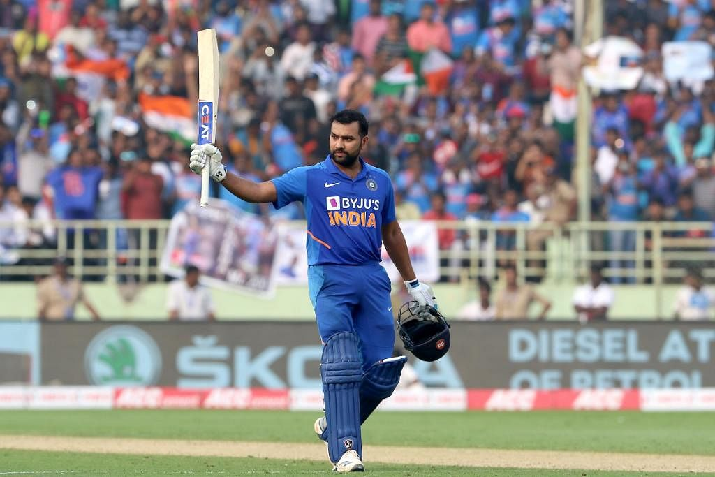 Twitter glances through 'record-breaker' Rohit Sharma's 2019 stats