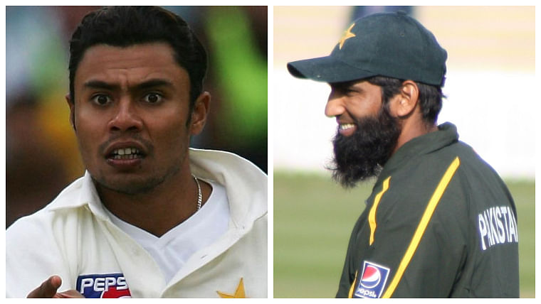 Mohammad Yusuf slams Kaneria's comments on discrimination, Twitter wonders why he converted