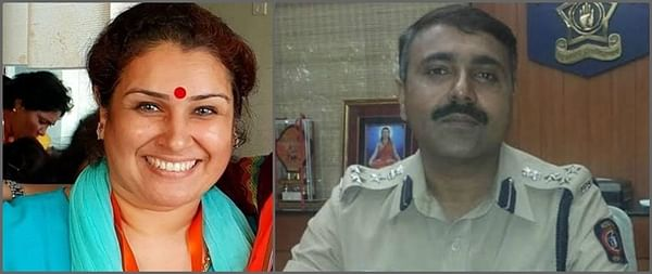 'Is it true you were married twice?': BJP's Priti Gandhi questions IGP Mumbai Abdur Rahman's resignation over CAB